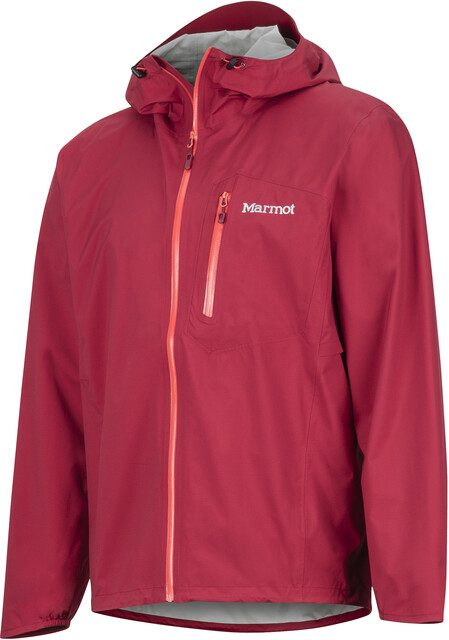 Jacket Marmot Herren red Essence sienna wkPn0O8X